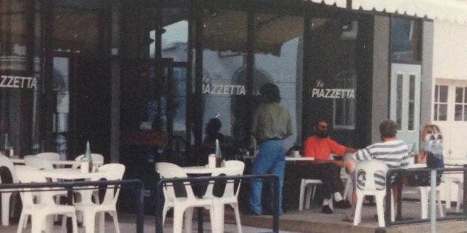 La Piazzetta history